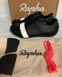Rapha Classic Cycling Shoes Black Size 8 UK 42 EU Brand New Boxed