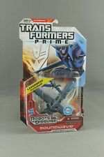 New listing Transformers - Prime - Deluxe - Soundwave with Laserbeak