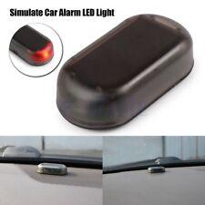 Solar Auto Fälschung Alarmanlage Blinklicht LED Blinkt Sicherheit System GE