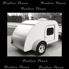 Best 5x8 Teardrop Camper Trailer Plans Available! Trailer Plans, Teardrop Plans