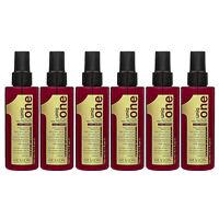 6 PCS Uniq One All In One Revlon Hair Treatment 150ml Damaged Dry Hair #8481_6