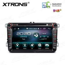 "8"" CAR GPS Nav Android DVD Player Stereo DAB+ BT 5.0 For VW T5 Passat Golf Jetta"