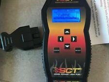 08-10 Unlocked Sct 3015R Tuner Programmer Ford 6.4 Dpf Egr Delete F250