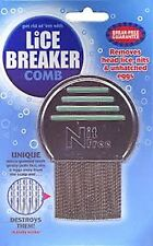 =>PRICE SMASH LICE BREAKER COMB NIT FREE LICE COMB , UNIQUE MICRO GROOVED TEETH