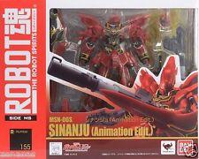 New Bandai Robot Spirits SIDE MS Gundam UC Sinanju Animation Edit. PAINTED