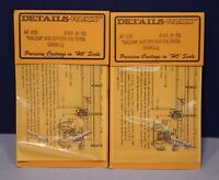 Lot of Small Salem Air Dryer Filters - 225 - HO Scale Diesel Part - Details West