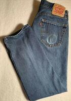 Levi 505 Jeans Men's Size 34X32