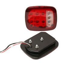 Tail Brake Turn Signal Light Lens LED Fits JEEP Wrangler TJ Trailer Car Trucks