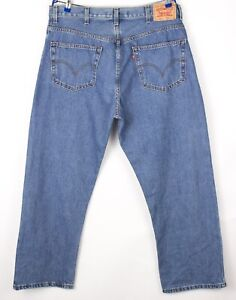 Levi's Strauss & Co Hommes 505 Coupe Droit Standard Jean Taille W40 L30 BCZ503