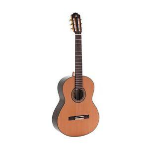 Admira A4 Nylon String Classical Guitar, Ebony Back & Sides w/ Solid Cedar Top