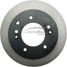 One New OPparts Disc Brake Rotor Rear 40528024 584113E300 for Kia Sorento