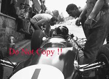 Jim Clark Lotus 25 Winner Belgian Grand Prix 1963 Photograph 4