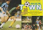 HUDDERSFIELD TOWN v BRIGHTON AND HOVE ALBION 85-86 LEAGUE MATCH