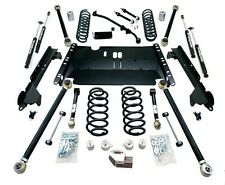 "TeraFlex Enduro LCG 4"" Long FlexArm Kit w/ 9550 Shocks 97-06 Jeep Wrangler TJ"