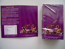 24 Sands Casino, Atlantic City, New Jersey, Hotel Key Folders, Nos In Orig Wrap