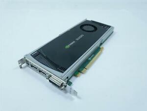 Dell 38XNM Quadro 4000 2GB GDDR5 PCI-E x16 Graphics Card