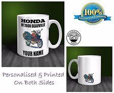 Honda NT700V Deauville Moto Regalo Personalizado Taza de cerámica (MB061)