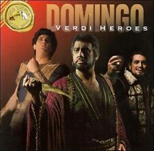 Heros Verdi, Domingo Audio CD