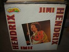 JIMI HENDRIX self titled ( rock ) - italy superstar - booklet -