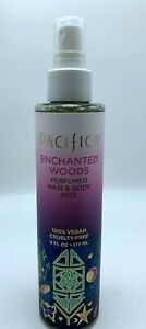 Pacifica Enchanted Woods Perfumed Hair And Body Mist 6 Oz. spray
