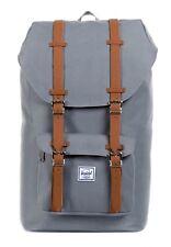 Herschel Zaino Little America Backpack Grey / Tan