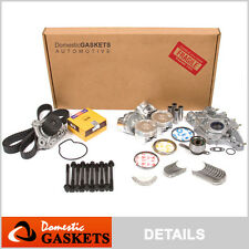 Fit 96-00 Honda Civic De So 1.6 Overhaul Engine Rebuild Kit D16Y7 D16Y8
