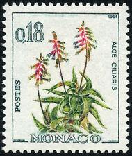 "MONACO N° 541A ""PLANTE EXOTIQUE ALOE CILIARIS 18 C"" NEUF x TB"