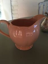 GRINDLEY PEACH PETAL LARGE JUG