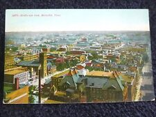 Early 1900's A Bird's Eye View of Memphis, Tn Tennessee PC