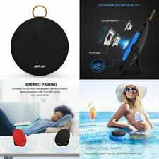 Aomais Bluetooth Speakers Wireless Portable Ipx7 Waterproof 15w Superior Sound