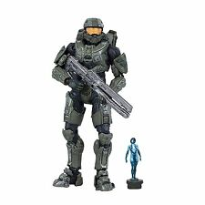 McFarlane Toys Halo 4 Series 2 - Master Chief with Railgun and Micro Ops Cortana
