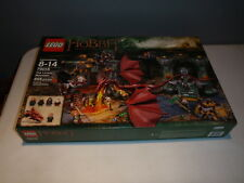 LEGO 79018 The Hobbit Lonely Mountain Smaug Dragon Brand New Sealed