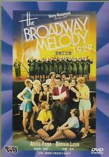 The Broadway Melody 1929 DVD Anita Page Bessie Love Harry Beaumont NEW R0
