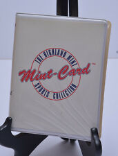 Mickey Mantle Highland Mint bronze card