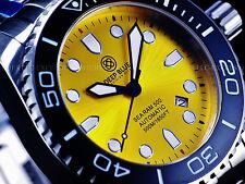 Deep Blue Ltd.Ed. Citizen 9015 Automatic 500M Diver-Black Lumed Bezel, Sapphire