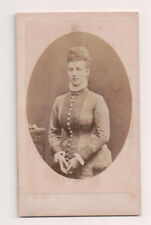 Vintage CDV Princess Alexandra of Denmark Queen of Great Britain