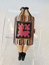 Ladies Watch/ Original J. Schulz Movement 14kt Rose Gold Tiffany& Co. Art Deco