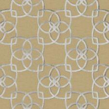 Marrakech Geometric Wallpaper silver/gold-Muriva 701371 Metallic NEW