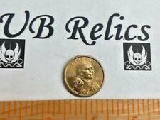 2000 D Sacagawea One Dollar 'Golden' US Liberty Coin Denver Mint