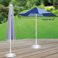 Premium Schutzh/ülle mehr Garten Sonnenschirm Ampelschirm Durchmesser 300-400cm
