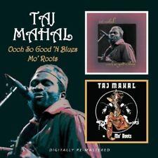 Mahal, Taj - Oooh So Good 'N Blues / Mo' Roots (REMASTERED) CD NEU OVP