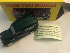 "RARE, DY-15 Austin A 40 ""Raleigh"" green, Dinky, Code 2, w.Box"