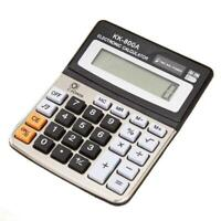 DESK DIGITAL CALCULATOR 12 DIGIT EXTRA LARGE DISPLAY Kit ss J1Y3