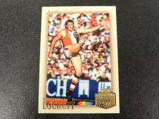 2018 AFL SELECT LEGACY HALL OF FAME CARD NUMBER HF219 TONY LOCKETT