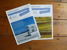 *HOMÖOPATHIE AKTUELL NATURGESETZLICH HEILEN * Nr. 2/2013 und 3/2013