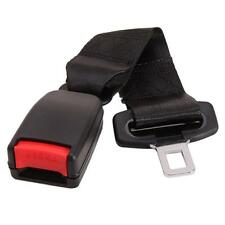 1pc Universal Car Vehicle Safe Seat Belt Extension Extender Belt Buckle Black C