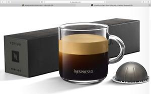 Nespresso Vertuo Fortado Gran Lungo Coffee Capsules