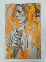 Hellmouth #1 Buffy Vampire Slayer Angel BOOM! 1:25 Jenny Frison Variant Cover NM