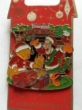 Disney Christmas 2008 Winnie Pooh & Tigger Pin 2008 NEW LE