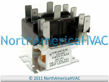 NIB Furnace Relay- 110 120 volt coil 2NO/2NC Contacts